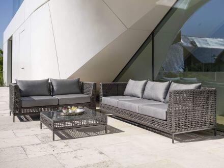 Vorschau: Corda 2-Sitzer Sofa Korpus Synthetikfaser
