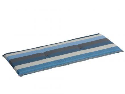 Madison Gartenbank Auflage Victoria Blue 120cm