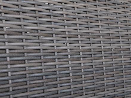 Vorschau: Detailbild Kunststoffgeflecht / Polyrattan