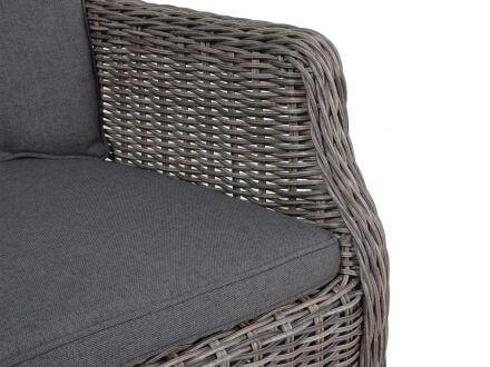 Vorschau: Sessel Heho 5 mm PE-Rundgeflecht