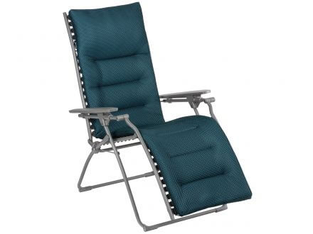 Lafuma Relaxliege Evolution BeComfort® Bleu Encre