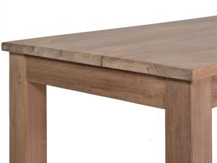 Vorschau: Bartisch Holz aus hochwertigem Teak
