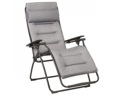 Lafuma Relaxliege Futura BeComfort® Silver