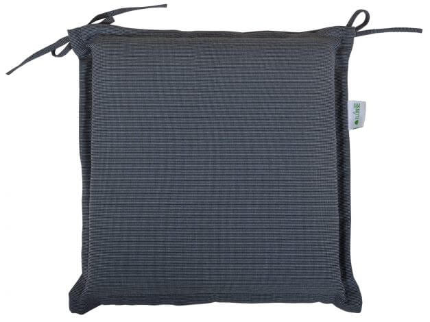 Vorschau: Sitzkissen mit zwei Haltebändern
