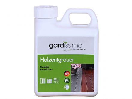 gardissimo Holzentgrauer für Gartenmöbel 1000ml