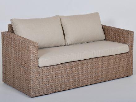 Vorschau: Loungegruppe Lotus 2-Sitzer Sofa