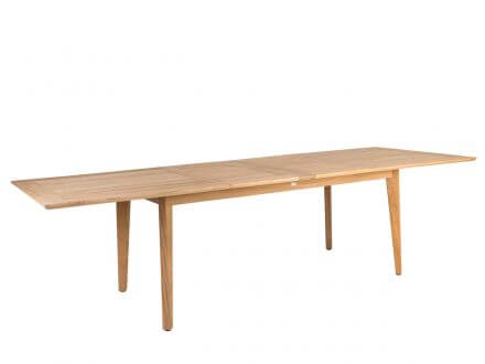 Alexander Rose Roble Holz Ausziehtisch Extending Table 200-288x103cm