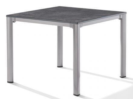 Gartentische Mit Kunststoff-Tischplatte | Gartenmöbel Lünse