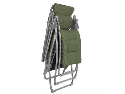 Vorschau: Lafuma Relaxliege Futura XL BeComfort® Olive Green