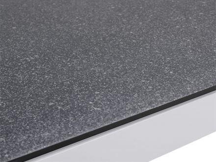 Vorschau: Glastischplatte mit eleganter Spraystone-Beschichtung