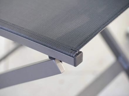 Vorschau: Aluminiumrahmen Farbe graphit