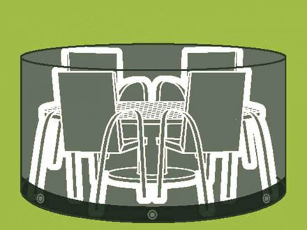 Siena Garden Sitzgruppen Schutzhülle oval 230x135cm Oxfordgewebe