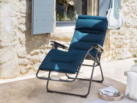 Vorschau: Lafuma Relaxliege Futura BeComfort® Bleu Encre