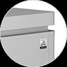 Biohort LoungeBox - elegantes Design