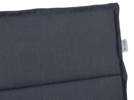 Vorschau: Auflage Malibu, Strukturpolyester, Farbe grey