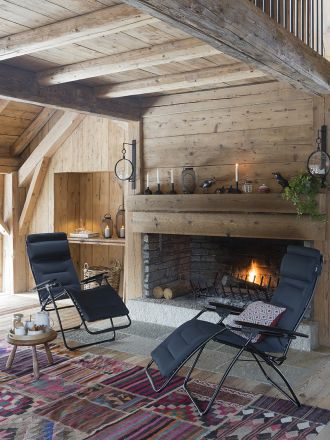 Lafuma Relaxliege Futura Air Comfort Acier Gartenmöbel Lünse