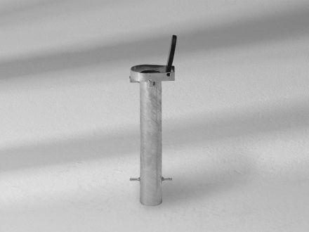 Glatz Bodenhülse BT Stahl verzinkt