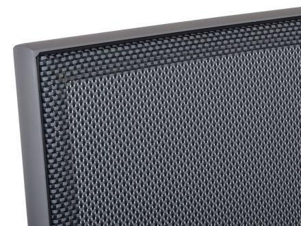 Vorschau: Detailbild Aluminium Farbe light-grey, Outdoorgewebe darkgrey