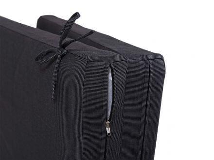 Vorschau: Lünse XL Liegenauflage Malibu Comfort grey
