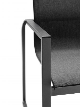 Vorschau: Detailbild Aluminium Armlehnen