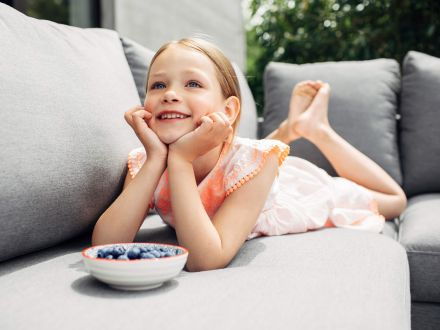 Vorschau: Kettler EGO Lounge-Set SUNBRELLA® - für die ganze Familie