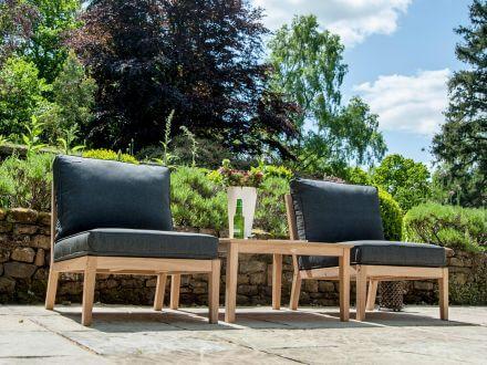 Vorschau: Alexander Rose Roble Holz Lounge Mittelmodul Tivoli