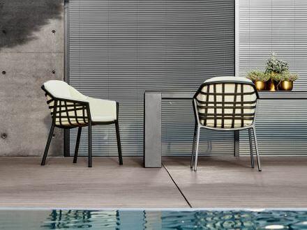 Vorschau: Elements Alu Keramik Dining Tisch 250x100cm