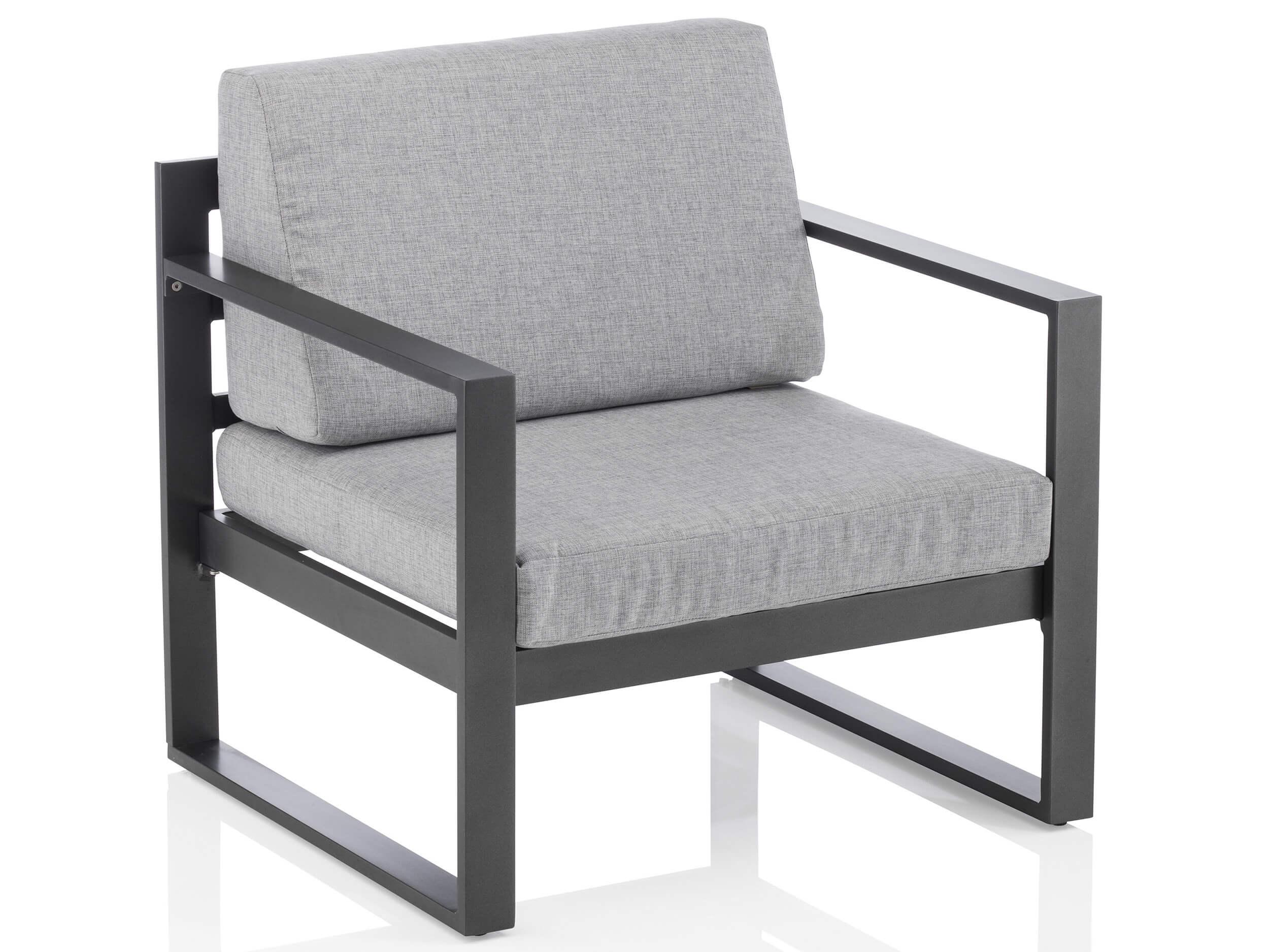 gem tliche lounge sessel f r den garten gartenm bel l nse. Black Bedroom Furniture Sets. Home Design Ideas