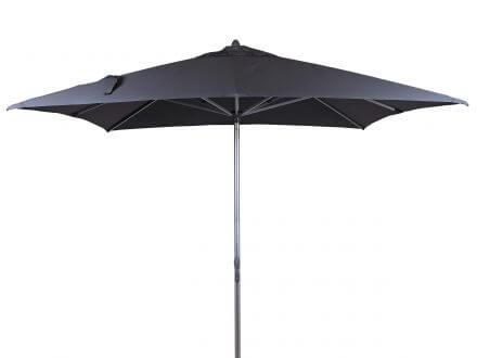 Lünse Alu Sonnenschirm Easy-Hybrid 250x250cm