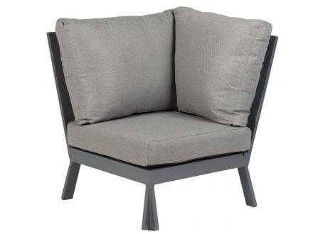 Vorschau: Tierra Outdoor Aluminium Loungemöbel Valencia Eckmodul