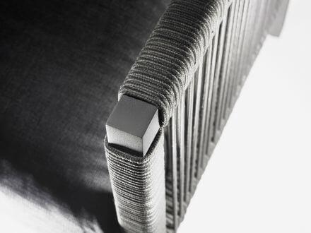 Vorschau: Club Lounge Sessel Detailbild
