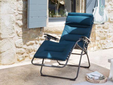Vorschau: Lafuma Relaxliege Futura XL BeComfort® Bleu Encre