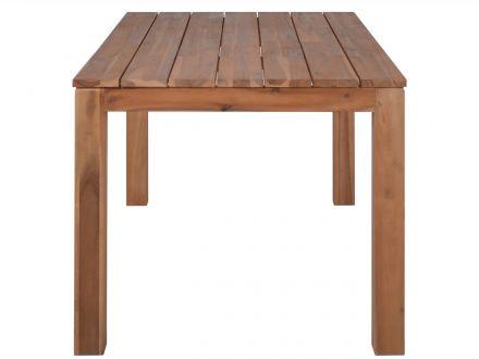 Vorschau: Tisch Madera Akazienholz 165x90cm