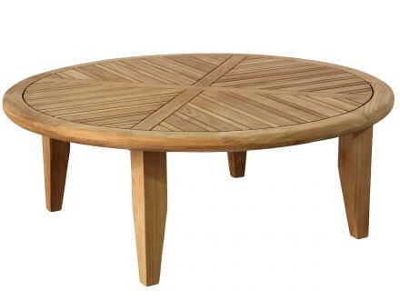 Bellagio Teakholz Lounge-Tisch Palau Ø114cm
