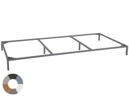 Stern Fontana Untergestell Aluminium graphit