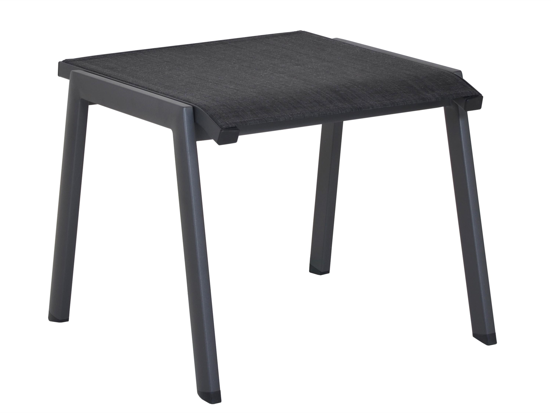 aluminium hocker oriental anthrazit anthrazit gartenm bel l nse. Black Bedroom Furniture Sets. Home Design Ideas