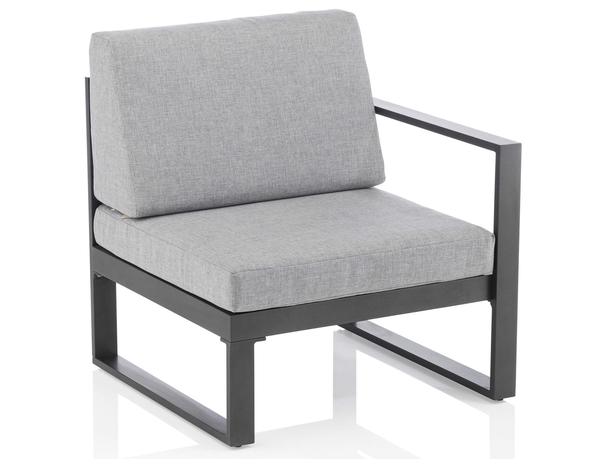 kettler ocean modular endteil rechts gartenm bel l nse. Black Bedroom Furniture Sets. Home Design Ideas