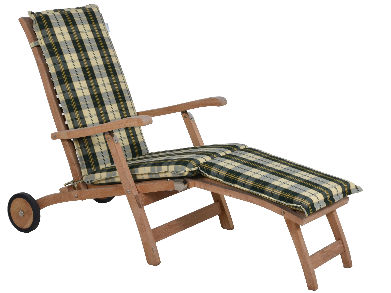 deckchair auflagen gartenm bel l nse. Black Bedroom Furniture Sets. Home Design Ideas