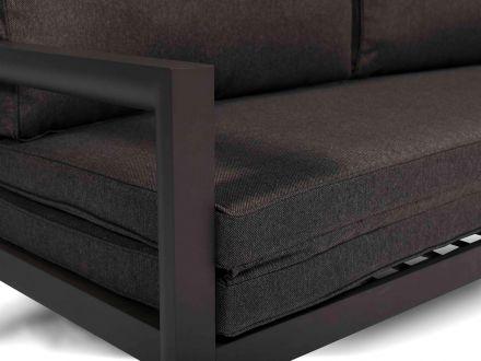 Vorschau: Tierra Outdoor Funktionale Aluminium Lounge Sofa-Liege Tika