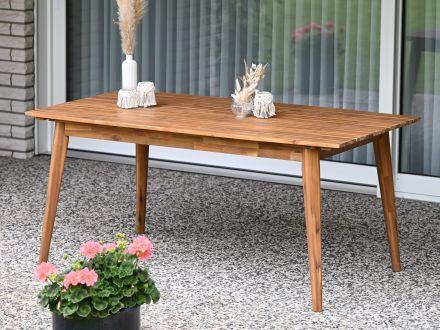 Vorschau: gardissimo Gartentisch Primo Akazienholz 170x90cm