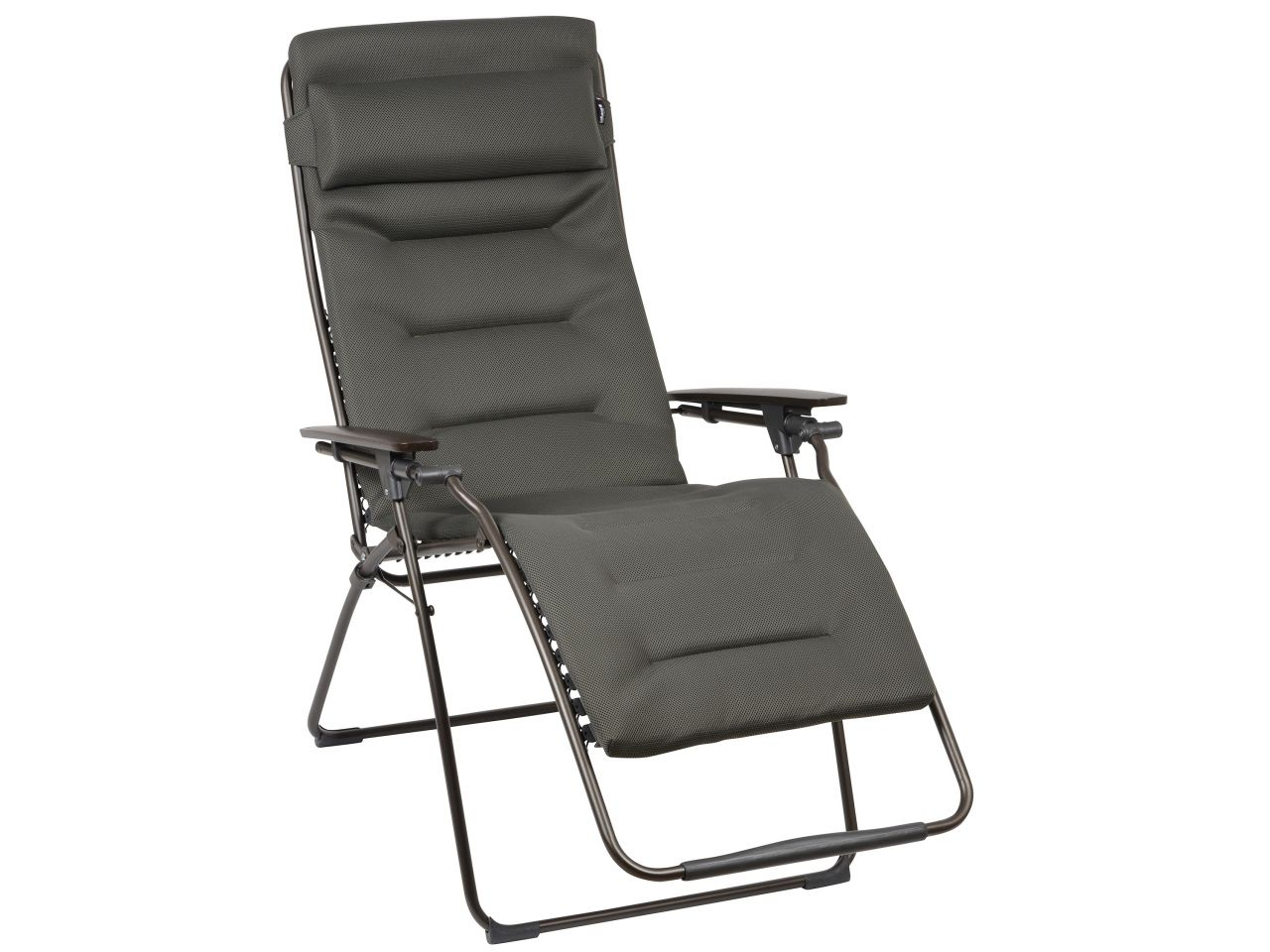 Relaxliege Futura Air Comfort taupe