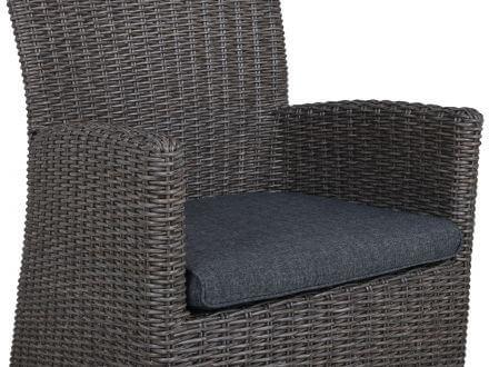 Vorschau: Sitzkissen bei diesem Gartenstuhl inklusive