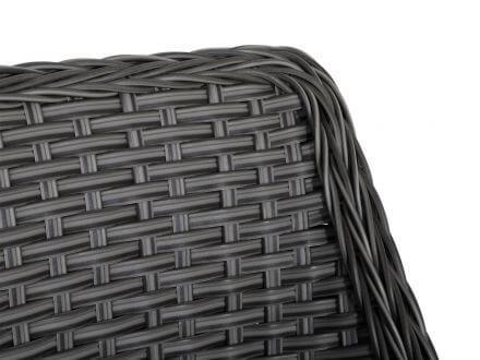 Vorschau: Kombination aus PE-Flachband- & Rundgeflecht