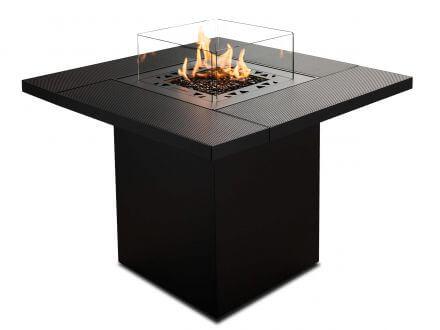 Planika Square Table Gas Feuertisch Feuerstelle