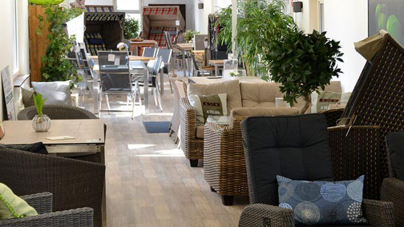 Gartenmöbel Ausstellung auf 5000m² | Gartenmöbel Lünse