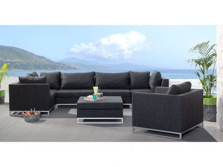 outdoor loungem bel eckgruppe legian gartenm bel l nse. Black Bedroom Furniture Sets. Home Design Ideas