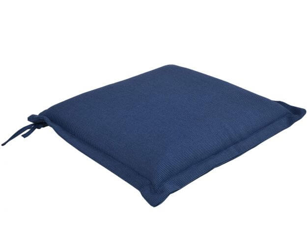 Sitzkissen Malibu 50x50cm denim-blue