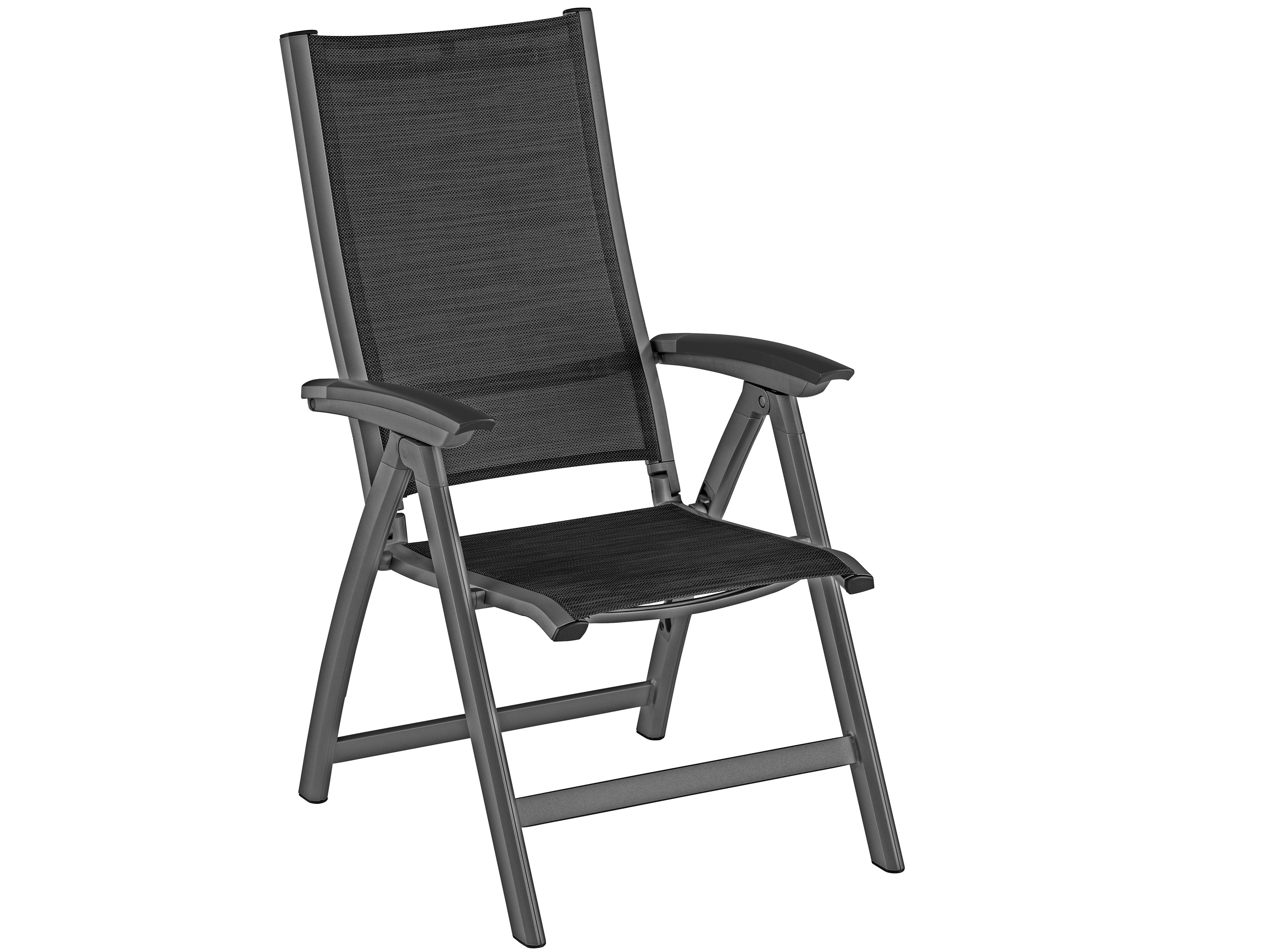 kettler avalon multipositionssessel anthrazit graphit gartenm bel l nse. Black Bedroom Furniture Sets. Home Design Ideas