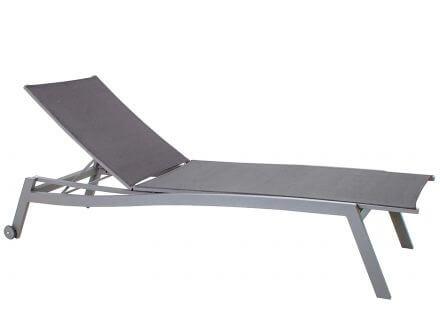 Stern Allround Rollenliege Aluminium/Textilen graphit/silbergrau