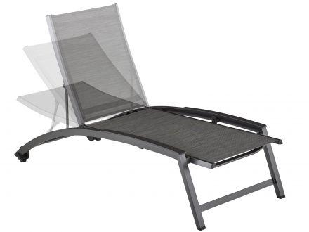 kettler gartenliegen kettler roma gartenliege rollbar kunststoff weiss 01638 gartenliegen. Black Bedroom Furniture Sets. Home Design Ideas